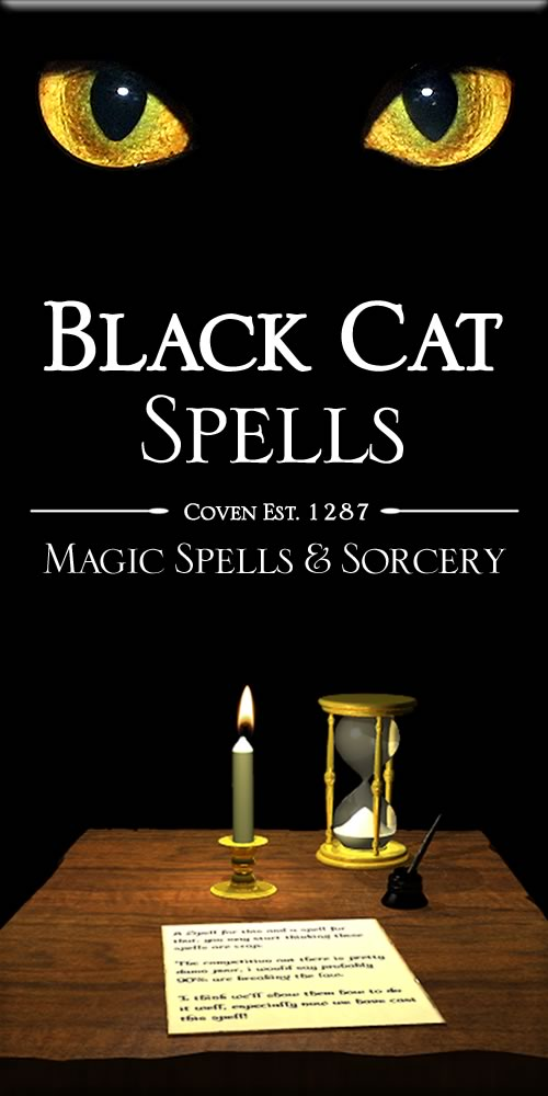Black Cat Spells